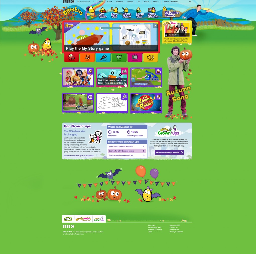 CBeebies Backgrounds